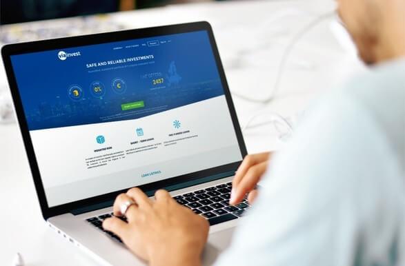 ViaInvest P2P-Plattform