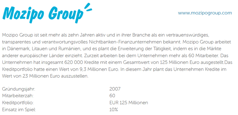Mozipo Group