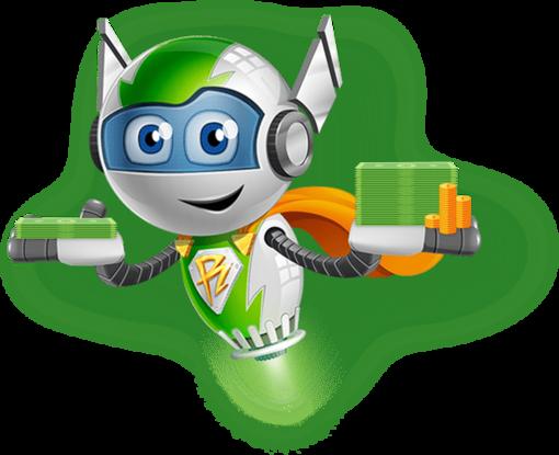 Robocash P2P-Kredite Roboter