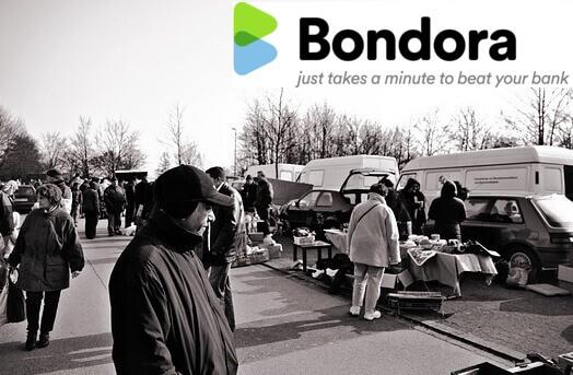 Bondora P2P-Kredite Zweitmarkt
